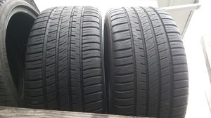 Two good set of Michelin tires for sale 255/40/19 for Sale in Washington, DC