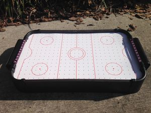 Mini air hockey table for Sale in Tampa, FL