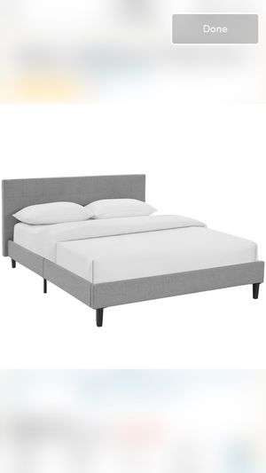 Full Size Bed frame for Sale in Cleveland, TN