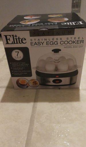 Egg cooker for Sale in Lake Ridge, VA