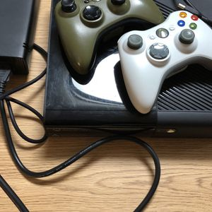 Xbox 360 and 2 Controllers for Sale in Santa Maria, CA