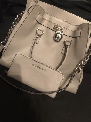 Authentic Michael Kors Purse & Wallet for Sale in Aliquippa, PA