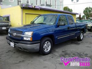 2003 Chevrolet Silverado 1500 4dr Extended Cab for Sale in Los Angeles, CA