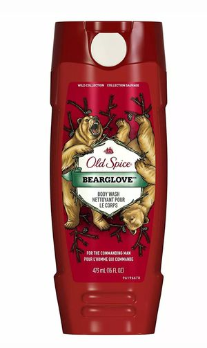 Old Spice Bearglove, 16 Fl Oz - Wild Collection Men's Body Wash for Sale in Arlington, TX