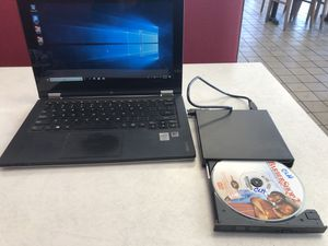 USB. Portable DVD player, blue ray .. for Sale in Irving, TX
