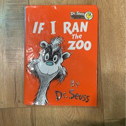 Dr. Seuss If I Ran The Zoo for Sale in San Diego,  CA