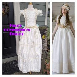 First Communion Dress for Sale in Puyallup,  WA