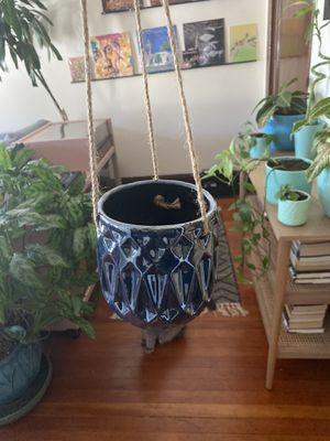 Hanging planter pot for Sale in Alameda, CA