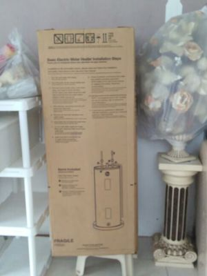 Brand new electric water heater for Sale in Philadelphia, PA