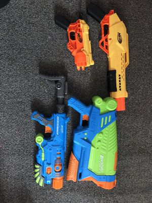Nerf and water guns for Sale in Atlanta, GA