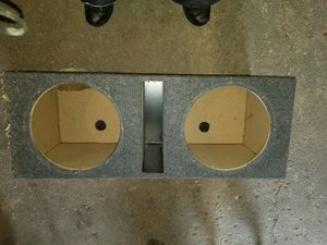 Subwoofer box for Sale in Columbus, OH