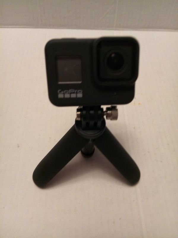 """GoPro Hero 8 4K"" with accessories"