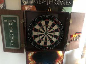 Antique dart board for Sale in Aurora, IL