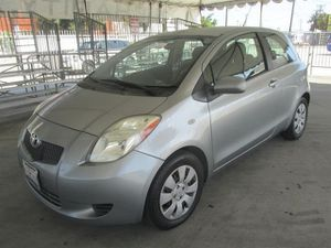 2007 Toyota Yaris for Sale in Gardena, CA