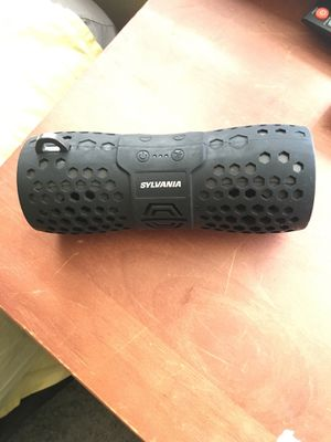 Sylvania Bluetooth speaker for Sale in Portsmouth, VA