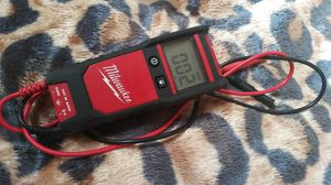 Milwaukee electric al tester for Sale in Dallas, TX