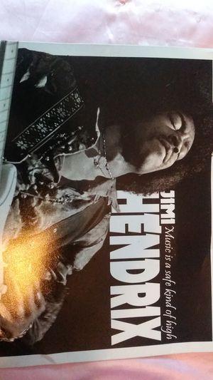 Jimmy Hendrix Decoration for Sale in Sun City, AZ
