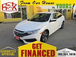 2017 Honda Civic Sedan for Sale in Manassas, VA