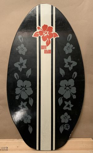 """***Wave Action Wood Surfboard 35 x 19"""" *** for Sale in Decatur, GA"""