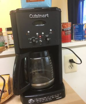 Cusinart 12 cup coffee maker for Sale in Halethorpe, MD