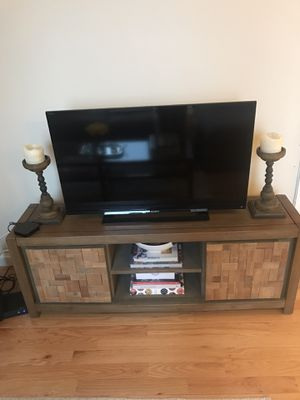 West Elm Media Console for Sale in Washington, DC