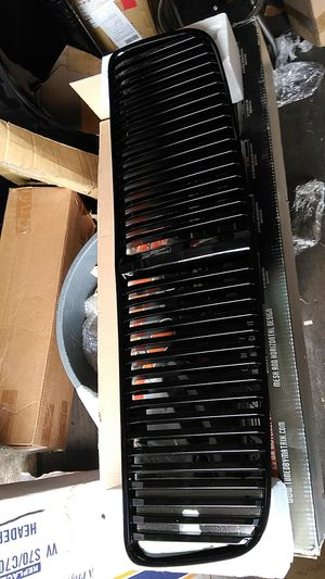 Used, 05-06 Dodge Charger Black Vertical Grill for Sale for sale  Houston, TX
