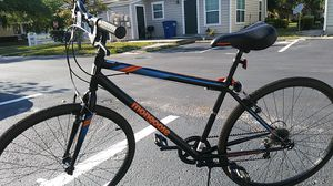 Great Offer Mongoose Bike HOTSHOT 700c very good Bike 7 speed lightweight, , fast, Strong is like new little use ,Practically brand new for Sale in Tampa, FL