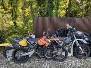 **Dirtbike Parts For Sale** Honda Yamaha Suzuki Kawasaki KTM for Sale in Vancouver, WA
