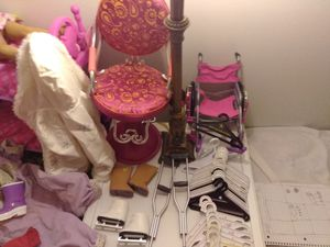 Two American Girl dolls and accessories for Sale in Columbus, OH