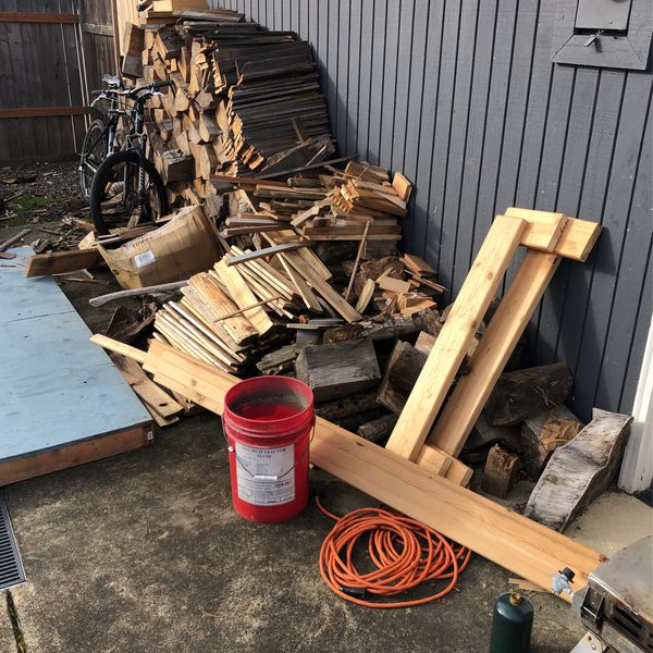 Free BONE DRY FIRE WOOD 3 Years Seasoned