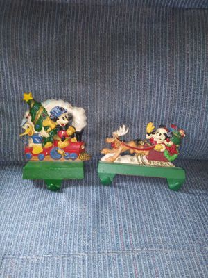 2 old Disney stocking holders for Sale in Covington, KY