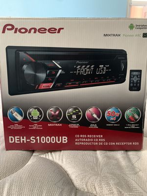 Pioneer Radio / Receiver for Sale in Costa Mesa, CA