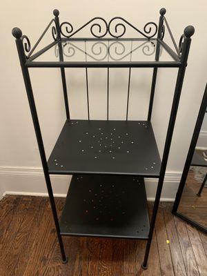 IKEA Black Shelving Unit for Sale in Cleveland, OH