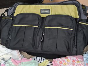 Baby diaper bag with close for Sale in Phoenix, AZ