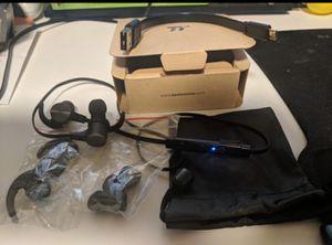 Taotronics TH-BH07 Bluetooth headphones earphones for Sale in Union City, CA