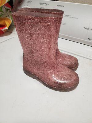 Gurls rain boots for Sale in Ontario, CA