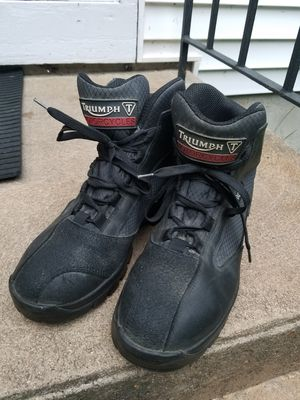 Triumph Motorcycle Boots for Sale in Coventry, CT
