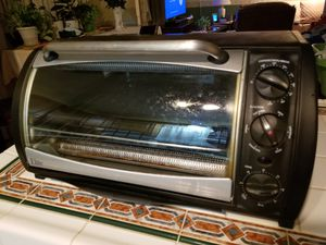 Elite toaster/convection oven for Sale in Virginia Beach, VA