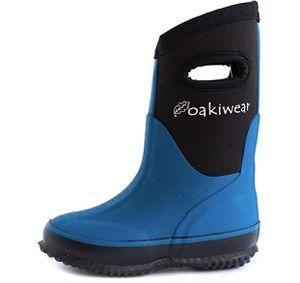 Oakiwear Brand New, Neoprene Rain Boots, Snow Boots, Celestial Blue, Toddler Size 8 for Sale in Olympia, WA