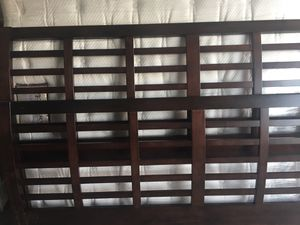 King size bed frame for Sale in Knoxville, TN