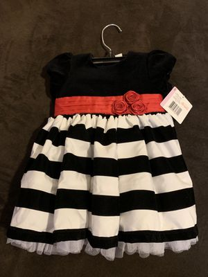 NEW Holiday Baby Dress 9M for Sale in Springfield, VA