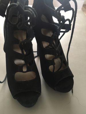 Black heels 5.5 for Sale in Tampa, FL