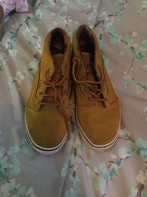 Vans brown and white for Sale in Pensacola, FL