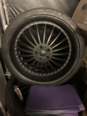 """22"""" rims for Sale in Los Angeles, CA"""