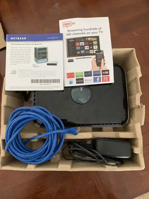 Netfear n 900 modem/router for Sale in Hollywood, FL