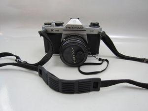 Pentax Asahi K1000 35mm SLR Film Camera with case for Sale in Sarasota, FL