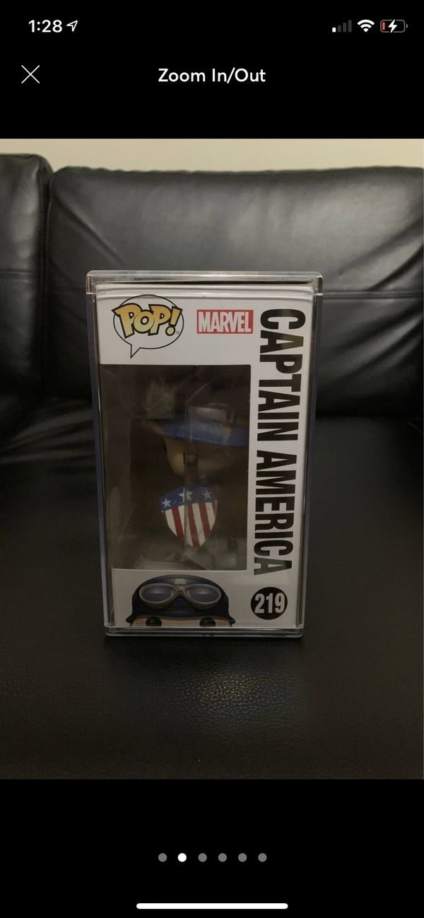 Marvel: Captain America: The First Avenger WWII ECCC Exclusive