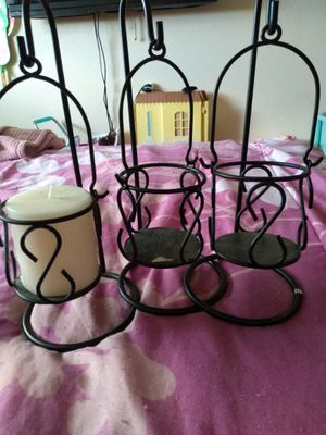 Candle holders for Sale in IND HBR BCH, FL