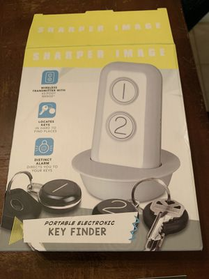 Remote car key finder - in original box for Sale in Irving, TX