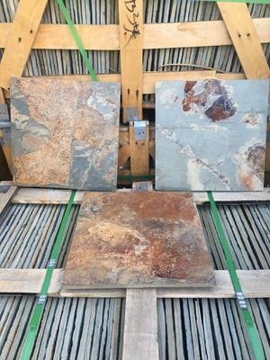 Beautiful Rustic Gold Slate Tiles for Sale in Las Vegas, NV